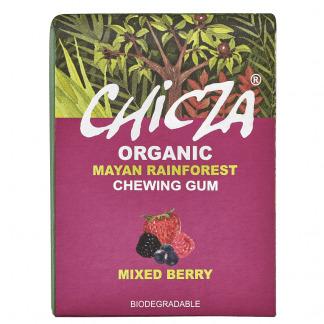 Guma de Mestecat Bio ecologica cu Fructe de Padure Chicza