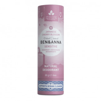 Deodorant Natural fara aluminiu Sensitive Japanese Cherry Blossom Ben & Anna