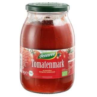 Pasta de rosii bio 22% Dennree 1 kg