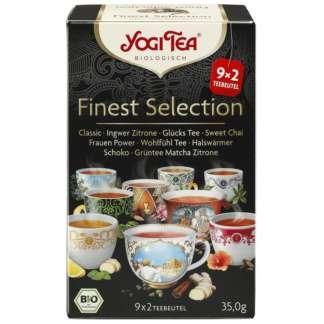 Selectie speciala de ceaiuri Bio Finest Selection Yogi Tea 34,6 g