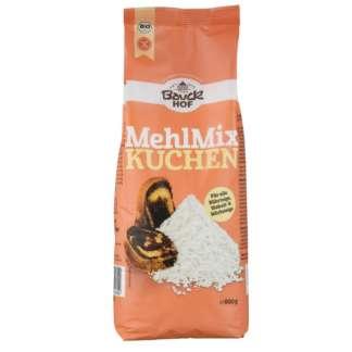 Bio Mix Faina pentru Prajituri Fara Gluten Bauck Hof 800 g