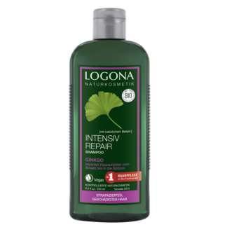 Sampon Reparare Intensiva cu Ginkgo Biloba Bio Vegan Logona 250 ml