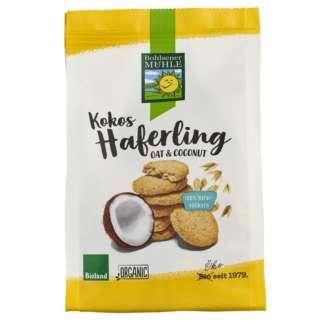 Biscuiti BIO de Ovaz cu Cocos Bohlsener Muhle 125 g