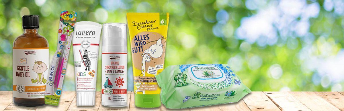 Produse eco pentru copii