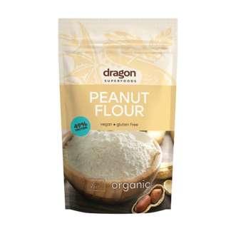 Bio Faina de Arahide Vegan Fara Gluten Dragon Superfoods 200 g
