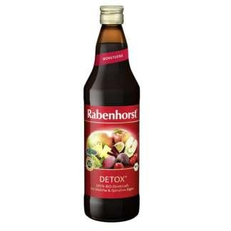 Bio Suc Pur de Legume si Fructe Detox Rabenhorst 750 ml