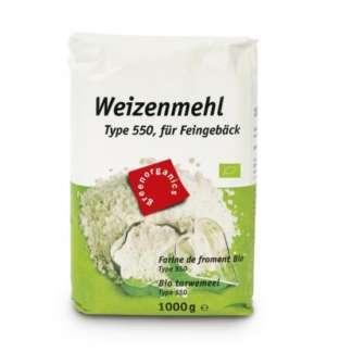 Bio Faina de Grau Alba Tip 550 Green Organics 1 kg