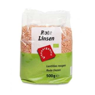 Bio Linte Rosie Green Organics 500 g