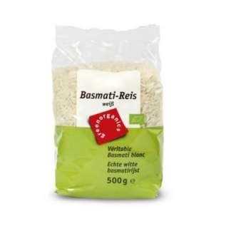 Bio Orez Basmati Alb Green Organics 500 g