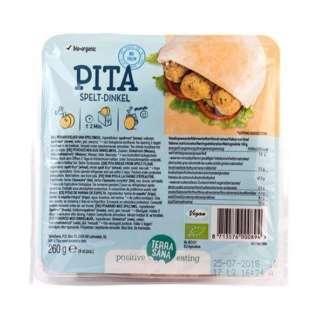 Bio Pita din Spelta Vegan Terrasana 4 buc 260 g