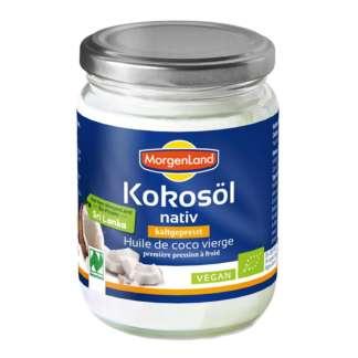 Bio Ulei de Cocos Virgin Morgenland 450 ml