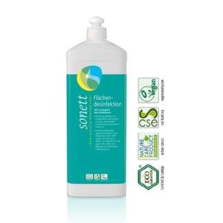 Dezinfectant Ecologic pentru Suprafete Rezerva Sonett 1 l