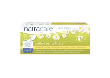 Absorbante Zilnice Organice Panty Liners Ultra Thin Natracare 22 buc