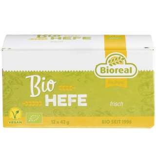 Bio Drojdie Proaspata Bioreal 42 g