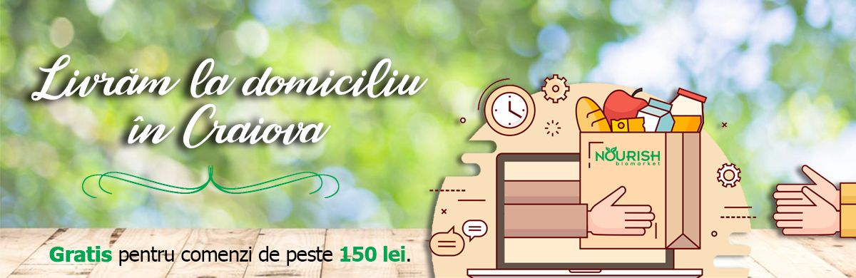 Livrare la domiciliu in Craiova