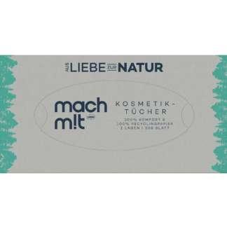 Servetele Cosmetice din Hartie Reciclata 100% 2 Straturi Wepa 200 buc