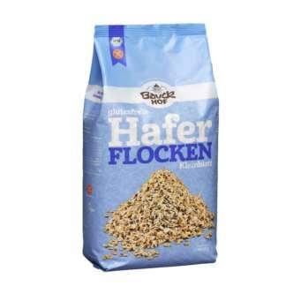 Bio Fulgi de Ovaz Fini Fara Gluten Bauck Hof 1 kg