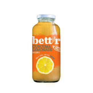 Bio Limonada cu Curcuma Bettr 250 ml