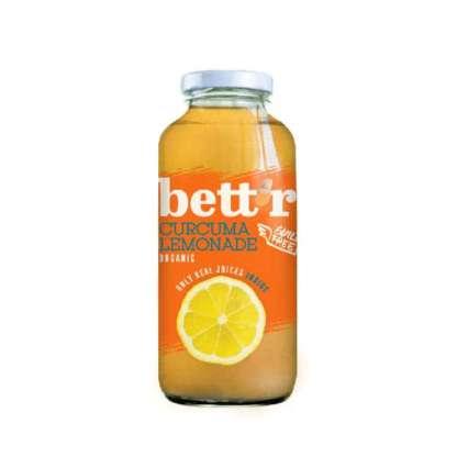 Bio Limonada cu Curcuma Bettr 250 ml