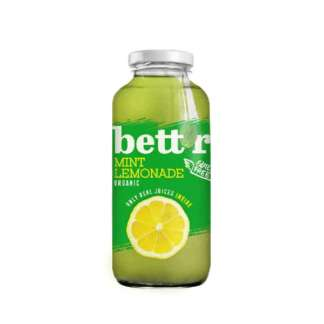 Bio Limonada cu Menta Bettr 250 ml