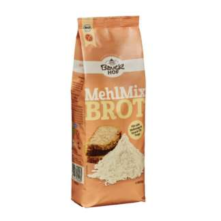 Bio Mix de Faina pentru Paine Fara Gluten Bauck Hof 800 g