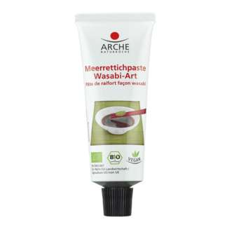 Bio Pasta Sos cu Hrean Wasabi Vegan Arche 50 g