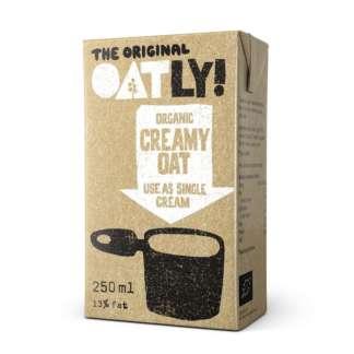 Bio Smantana Vegetala de Ovaz pentru Gatit 13% Vegan Oatly 250 ml