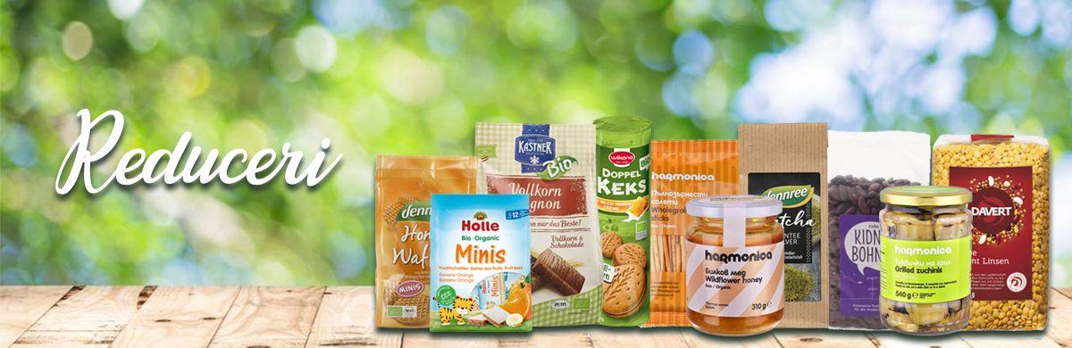 Reduceri iunie - magazin produse bio Nourish BioMarket