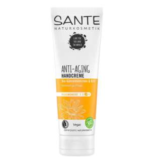 Crema de Maini Anti Imbatranire si Pete Pigmentare Sante 75 ml