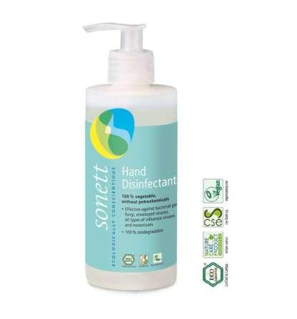 Dezinfectant Ecologic pentru Maini Sonett 330 ml