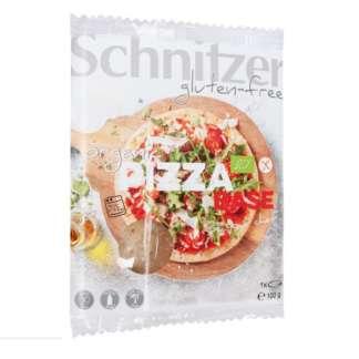 Bio Blat de Pizza Fara Gluten Schnitzer 100 g