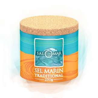 Sare Marina Traditionala Salomar 250 g