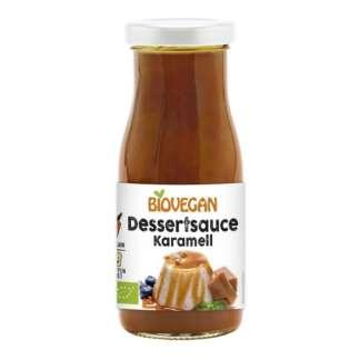 Bio Sos de Caramel pentru Desert Fara Gluten Biovegan 150 ml