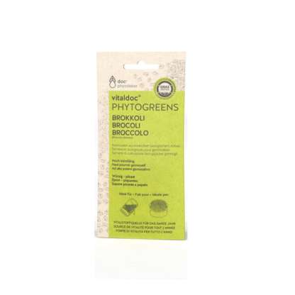 Bio Seminte pentru Germinat Broccoli Doc Phytolabor 50 g