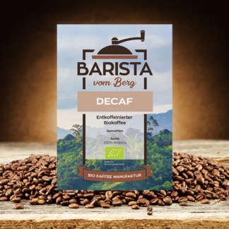 Bio Cafea Decofeinizata Macinata Barista vom Berg 500 g