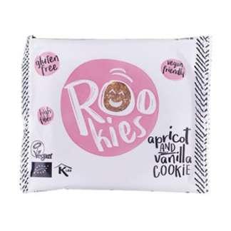 Bio Cookie cu Caise si Vanilie Fara Gluten Rookies 40 g