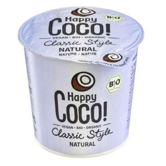 Bio Iaurt Natural de Cocos Vegan Happy Coco 400 g