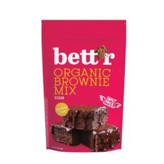 Bio Mix pentru Brownies Fara Gluten Vegan Bettr 400 g
