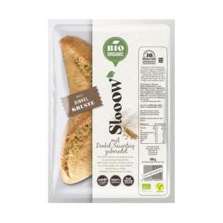 Bio Paine din Spelta Vegana Slooow 4 buc 300 g