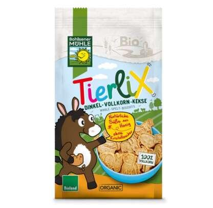 Bio Biscuiti Tierlix din Spelta Bohlsener Muhle 125 g
