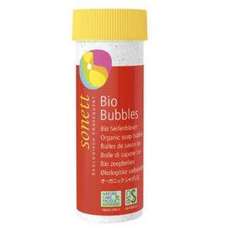 Baloane de Sapun Ecologice Bio Bubbles Sonett 45 ml