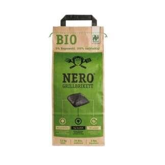 Bio Brichete pentru Gratar Nero Holzkohle 2,5kg