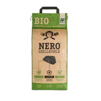 Bio Carbuni pentru Gratar Nero Holzkohle 2,5kg