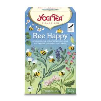 Bio Ceai Ayurvedic Bee Happy Yogi Tea 32,3 g