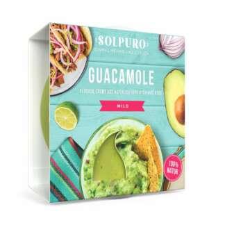 Bio Guacamole Mediu Vegan Solpuro 150 g