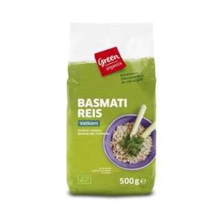 Bio Orez Basmati Integral Green Organics 500 g