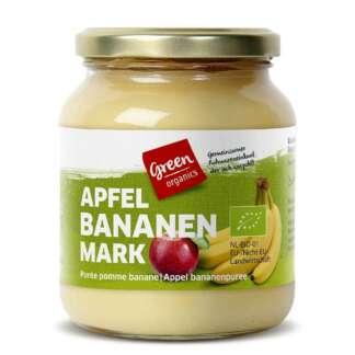 Bio Piure de Mar si Banane Green Organics 360 g