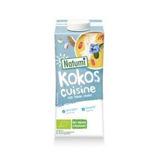 Bio Smantana Vegetala de Cocos pentru Gatit Vegan Fara Gluten Natumi 200 ml