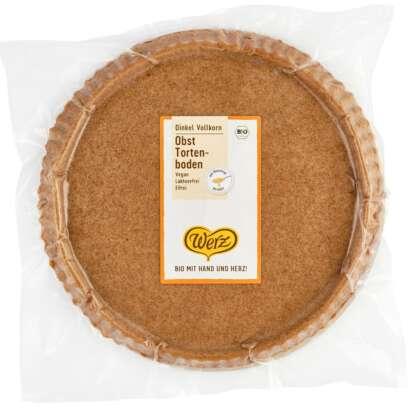 Bio Blat de Tort din Spelta Integrala Vegan Werz 400 g