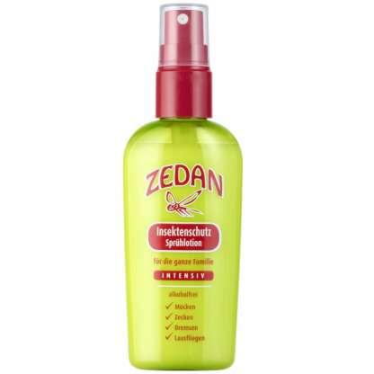 Lotiune Spray Impotriva Insectelor Intensiv Zedan 100 ml